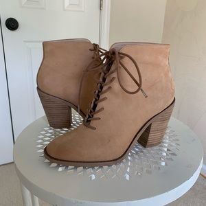 Kelsi Dagger Brooklyn Tan Bootie 6.5